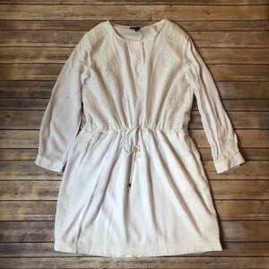 Nine West Jeans White Tunic Dress sz XL